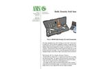 AMS - Bulk Density Soil Sampling Kit - Brochure