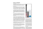 AMS - Soil Core Samplers - Brochure