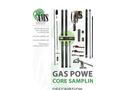 AMS - Gas Powered Core Sampling Kit - Brochure