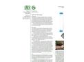Split Core Soil Sampler - Brochure