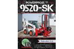 AMS PowerProbe - Model 9520-SK - Skid Loader - Specifications