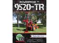 AMS PowerProbe - Model 9520-TR - Hydraulic Hammer - Specifications