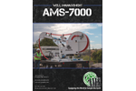 AMS - Model 7000 Series - Full Groundwater Pumping Automation System - Datasheet