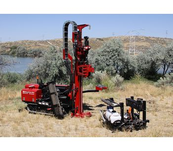 Auger and Hammer System-2
