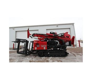 Auger and Hammer System-1
