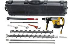 AMS - Hollowstem Auger Kit