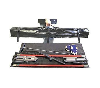 AMS - Deluxe Fiberglass Auger Kit