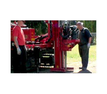 AMS - Direct Push Drilling Technology