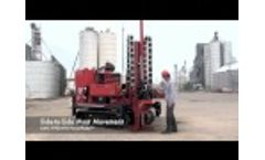 AMS 9700-VTR PowerProbe Direct Push Drilling & Augering Machine - Video