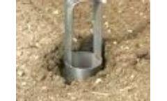 Hand Sampling: Using the Basic Soil Sampling Kit - Video