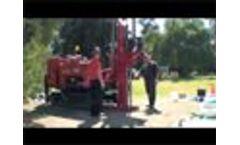 AMS PowerProbe 9500-VTR - Heavy Duty Retractable Groundwater Sampler 1 - Video