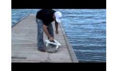 AMS 25 lb. Bottom Dredge - Video