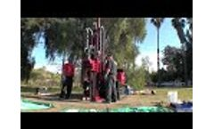 Heavy-Duty Retractable Groundwater Sampler - 9500-VTR Video