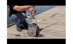 AMS Ekman Dredge with Opt. Handle Video