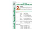 Alphasense - Model SOH-A2 - Dual Gas Sensors Brochure