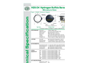Alphasense - Model H2S-D4 - Hydrogen Sulfide Gas Sensors