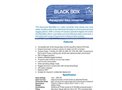 BlackBox - Aquaprobe Data Converter System - Brochure