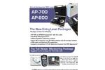AP-700/800 - Entry Level Packages - Leaflet