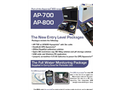 AP-700/800 - Entry Level Packages - Leaflet