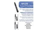 Aquaread AP-LITE Aquaprobe Leaflet