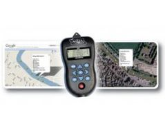 GPS Aquameter Provides Pin Points in Google Earth