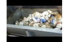 Cafeteria Food Waste Video