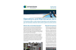 Operations and Maintenance Services- Brochure