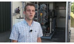 Ammonia Monitor Features on Dutch Television - Video