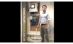 Oil in Water Analyzer - MS1200 - Video