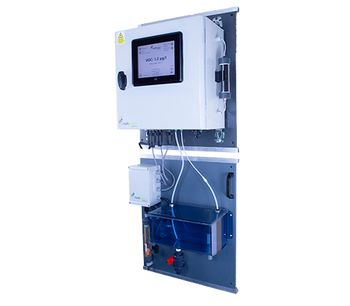 Online Oil in Water Monitor and Analyzer-1