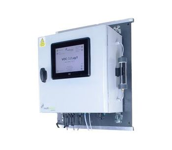 Multisensor - Model MS1200-T - Online Oil in Water Monitor and Analyzer