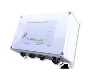 Multisensor - Model MS1800 - Online VOC in Gas Monitor and Analyzer