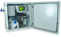 Multisensor - Model MS3500 - Online Ammonia Monitor and Analyzer for Wastewater