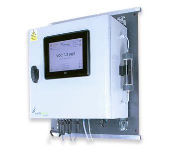 Multisensor - Model MS1200 - Analizador de aceite en agua (Oil in Water)