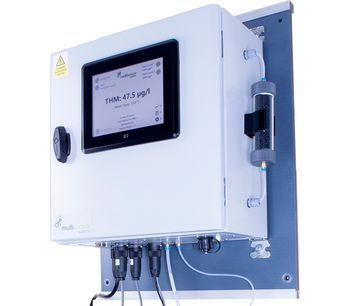 Multisensor - Model MS2000 - Online Trihalomethane (THM) Monitor and Analyzer
