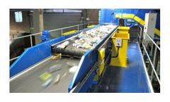 Waste Recycling Conveyors System