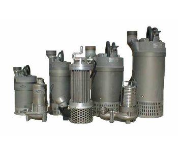 Industrial Duty Dewatering Pumps-2