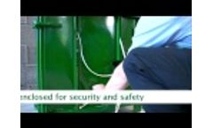 PEL 200 Baler Video