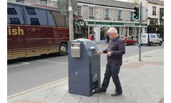Galway City Council Fights Mounting Litter Levels with Cutting Edge IoT Technology Solution
