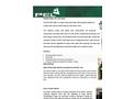 PEL 1500 High Density Baler Brochure
