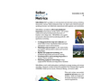 SelkerMetrics - Groundwater Monitoring Services