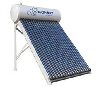 Apricus Solar - Thermosiphon Water Heater