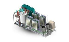 evapEOs - Cold Concentration Process System
