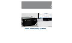 Upper Air Sounding System  Brochure