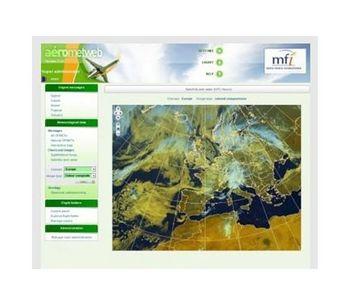 MFI - Version AEROMET-WEB - Pilot-briefing System