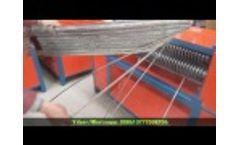 BS-1200P air conditioning radiator separator machine/AC radiator stripper machine Video