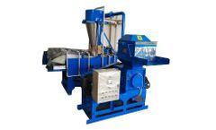 Model BS-40 - Cable Granulator Machine