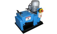Model BS-002 - Scrap Copper Cable Stripping Waste Wire Peeling Machine