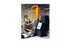 Stokkermill - Model Multiflex Turbo Zig-Zag - Copper Wire Granulator