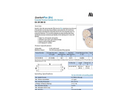 LG - Model BW 440 R G2 - Brackish Water Reverse Osmosis Membranes (BWRO) - Brochure
